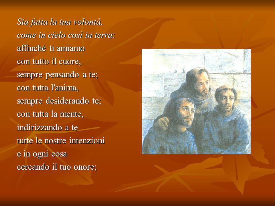 1ª SCHEDA FP- FGA 2008-09 momento personale momento personale Per riflettere: La parola di Dio nella vita di Francesco, n.