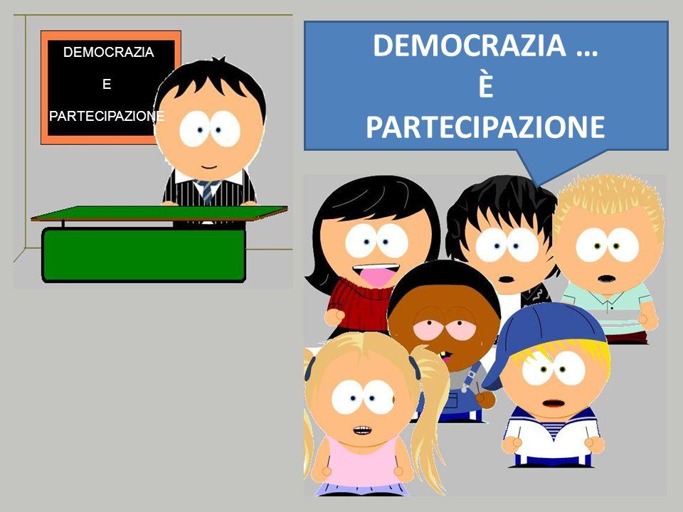 IL RECUPERO DI CERTEZZE La fine del percorso IL RECUPERO DI CERTEZZE Il messaggio condiviso dagli allievi: democrazia è partecipazione Dunque il messa