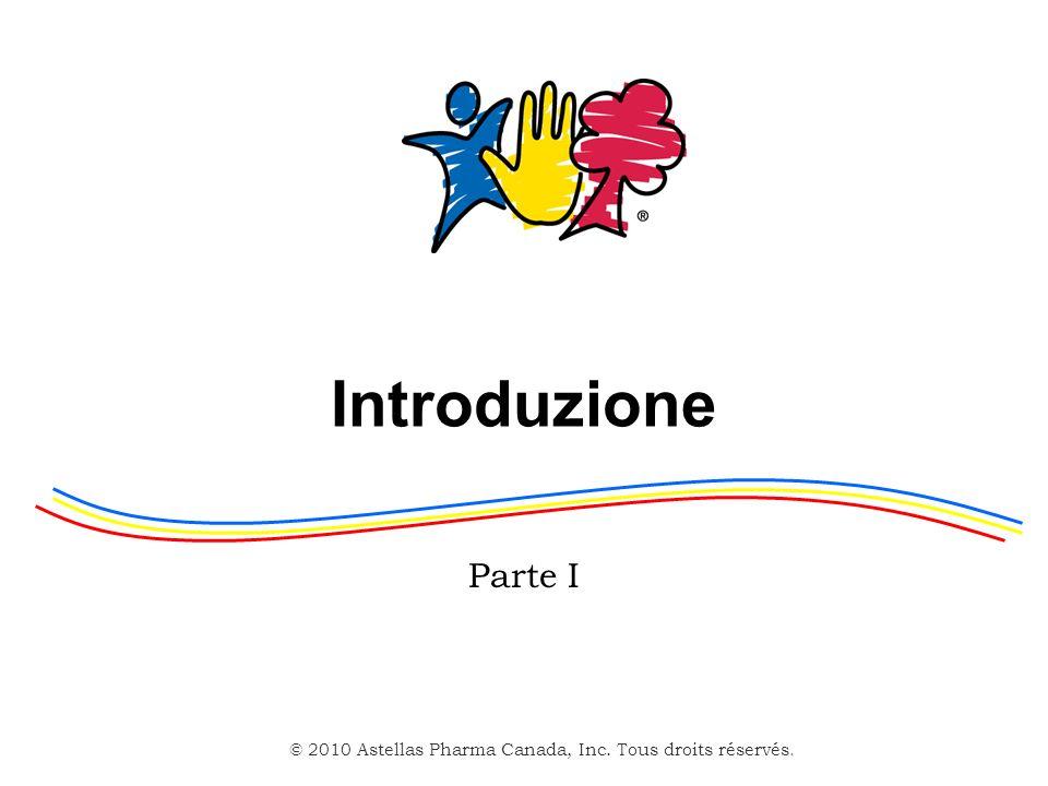 © 2010 Astellas Pharma Canada, Inc. Tous droits réservés. Lattesa del suo trapianto renale 4