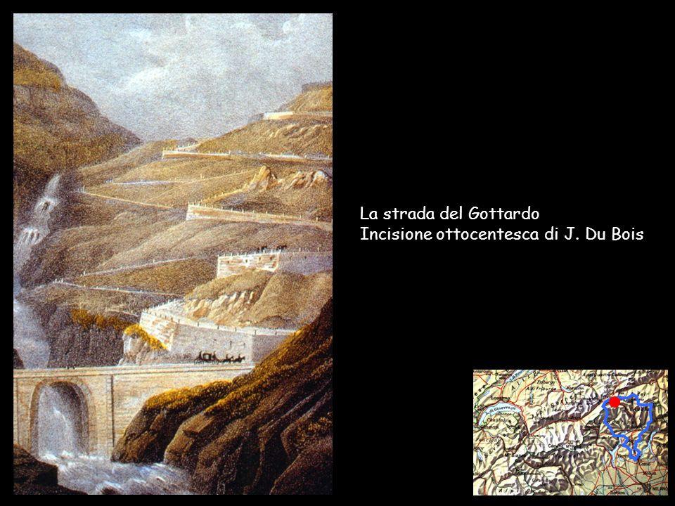 Collège Sismondi – F.Brocco / A. Cairoli - 2002 Il ponde del Diavolo Acquarello di I.