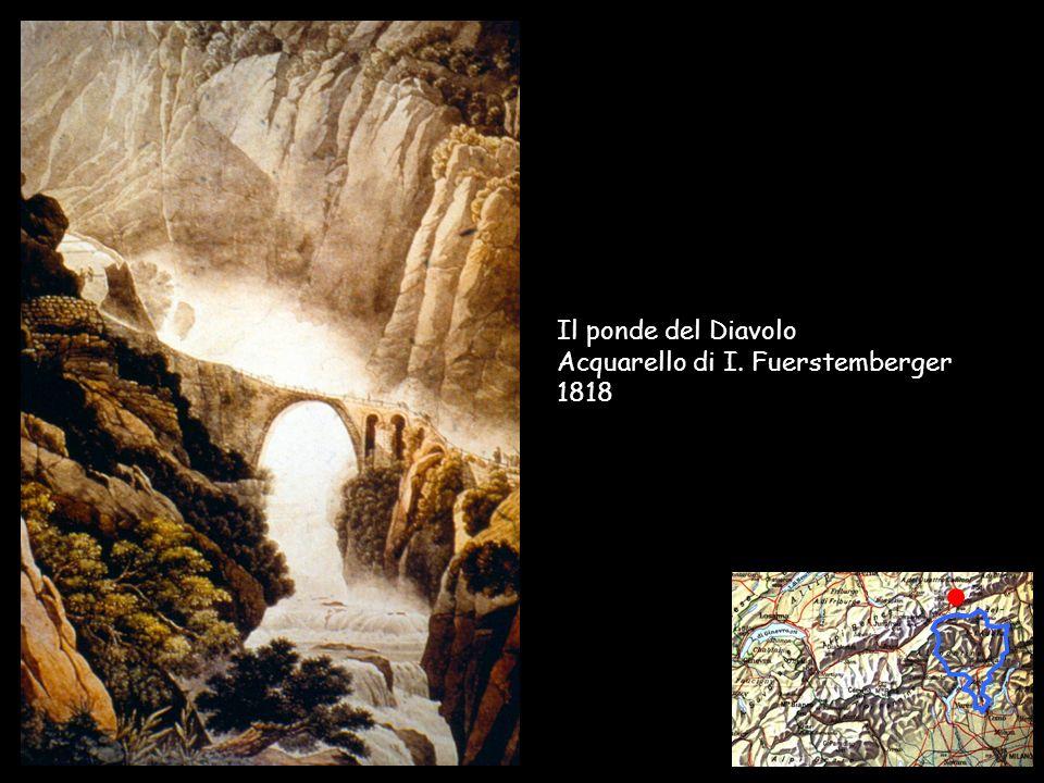 Collège Sismondi – F.Brocco / A. Cairoli - 2002 Passaggio del San Gottardo in inverno Olio di J.