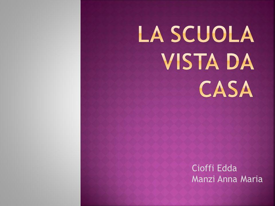 Cioffi Edda Manzi Anna Maria