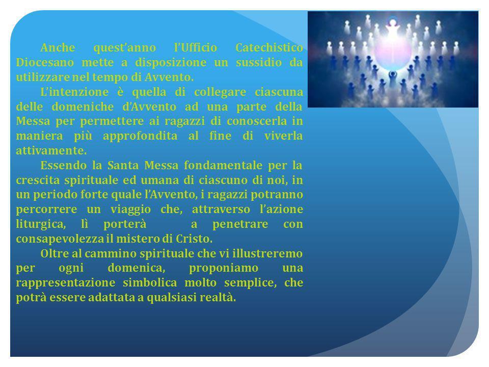 La Liturgia Eucaristica si svolge secondo una struttura fondamentale che, attraverso i secoli, si è conservata fino a noi.
