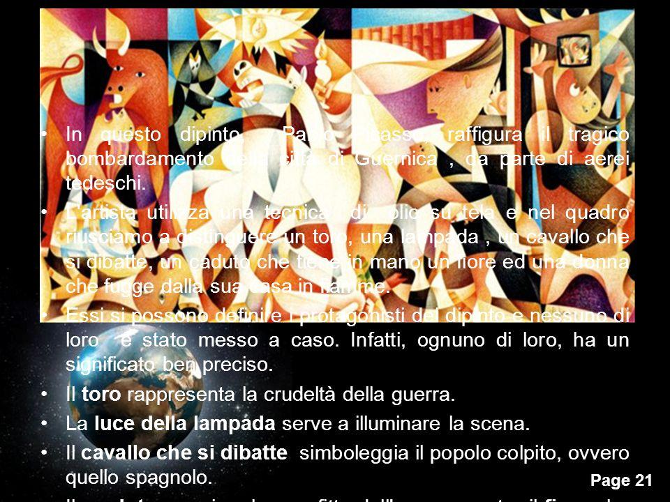 Page 20 Materia : Arte