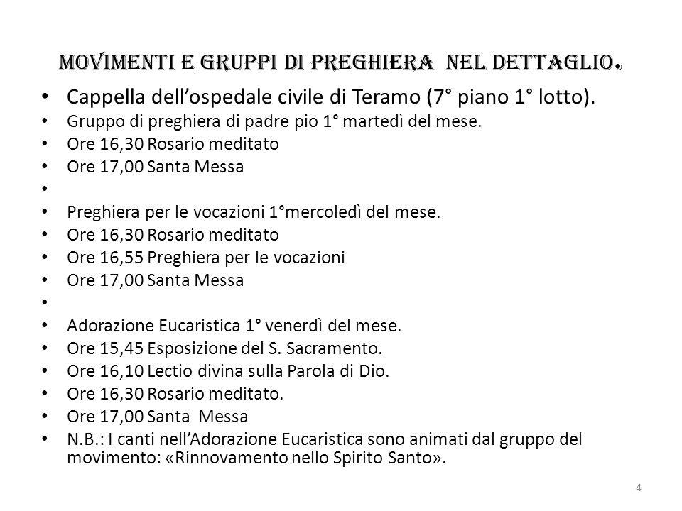 Programma del corso: Lunedì 21 novembre 2011 Inizio alle ore 15,00 (Presentazione del corso a cura di don Carmine Arice).