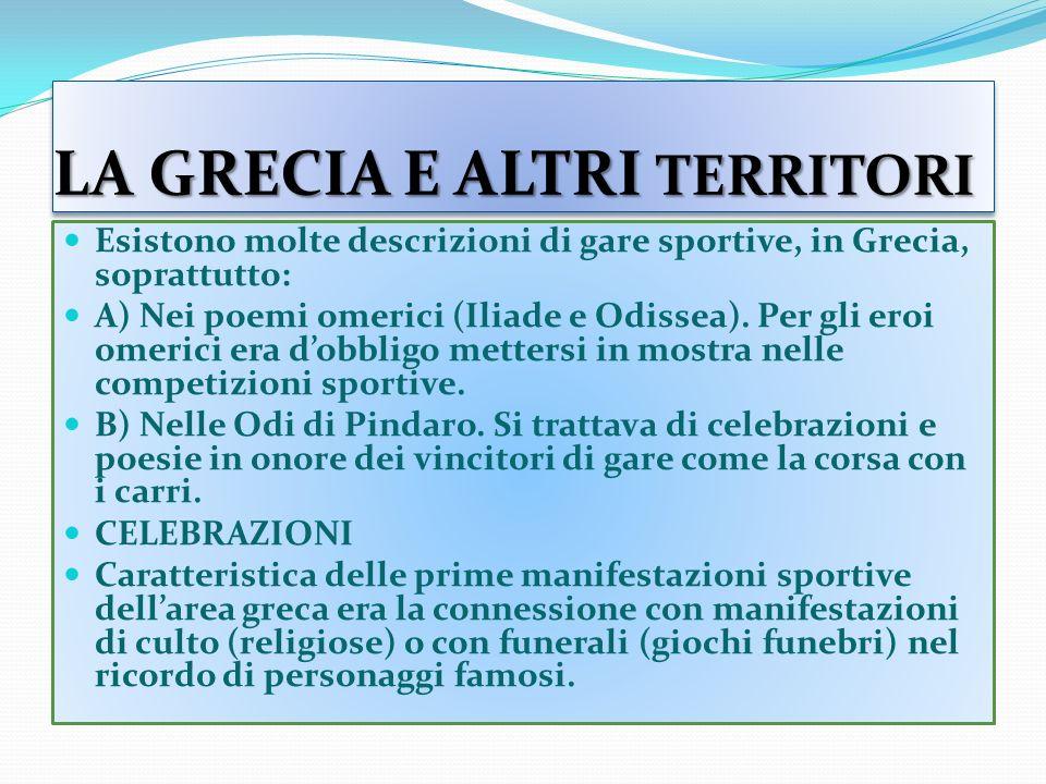 CONTESTUALIZZAZIONE DELLAREA GRECA La penisola greca si trova al centro del Mediterraneo.