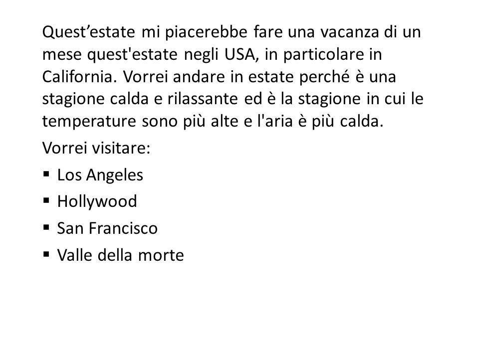 LA PARTENZA Lunedì 2 luglio 2011 parto da casa in macchina con i miei genitori per andare alla stazione di Vicenza; lì saluto loro e mio fratello e prendo il treno diretto a Milano: mi aspetta il bus per laeroporto di Milano-Linate.