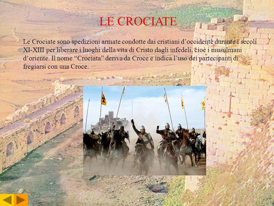 LA CROCIATA DEI FANCIULLI Dopo la quarta crociata, nellestate del 1212 partirono dalla Francia e dalla Germania gruppi di fanciulli giovanissimi, maschi e femmine.