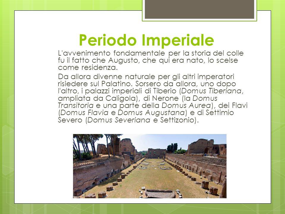 Epoca repubblicana In epoca repubblicana il Palatino fu sede di vari culti. In particolare era importante quello della Magna Mater (Cibele), introdott