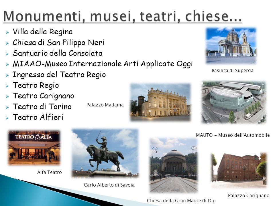 La Villa della Regina è una villa seicentesca situata sulla collina di Torino.