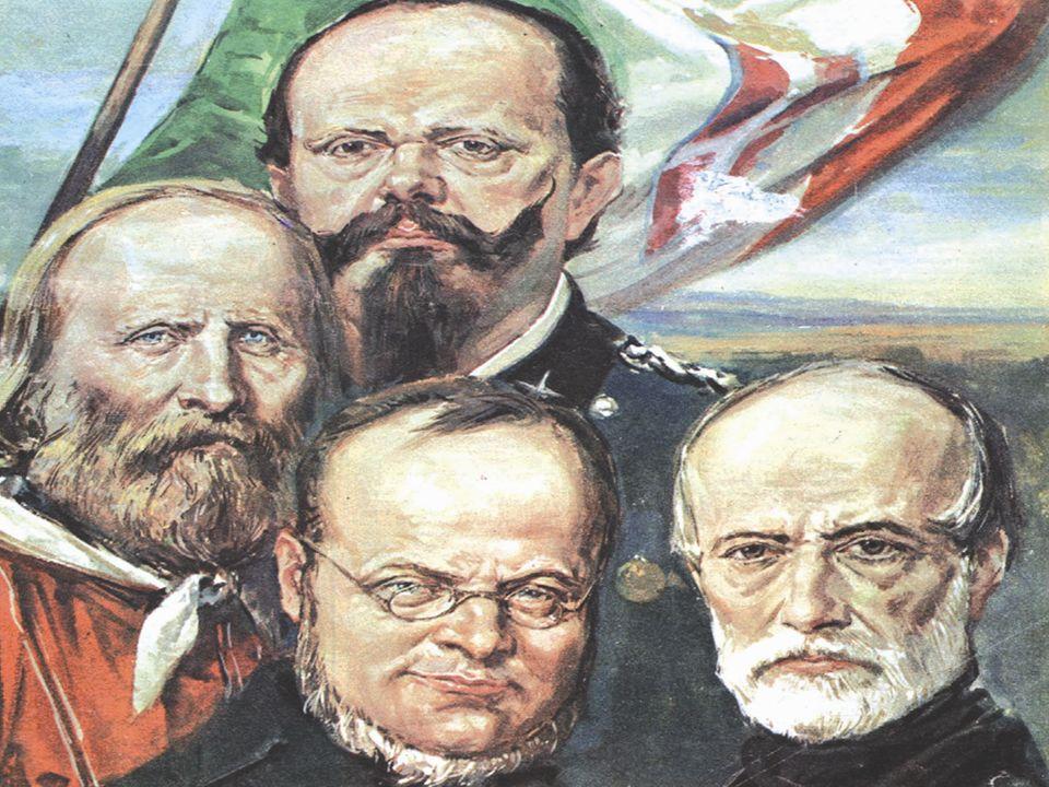 Il formare l Italia, fondere insieme gli elementi che la compongono, armonizzare il Nord con il Sud, presenta altrettanti difficoltà di una guerra contro l Austria o una lotta con Roma.