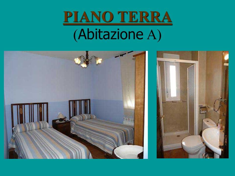 PIANO TERRA PIANO TERRA (Cucina - Sala da pranzo )