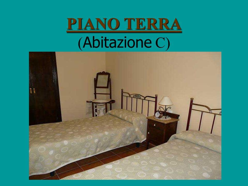 PIANO TERRA PIANO TERRA ( Abitazione B)
