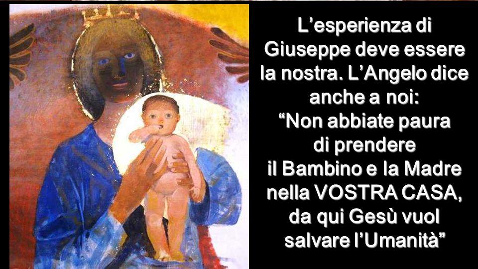 22:11 Lesperienza di Giuseppe deve essere la nostra.