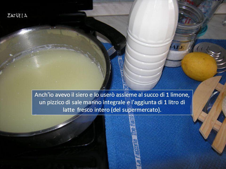 La ricotta è un sottoprodotto del formaggio e viene ricavata dalla ri-bollitura del siero rimasto dopo la colatura del primo-sale e dallaggiunta di un po di latte fresco, per aumentarne la quantità.