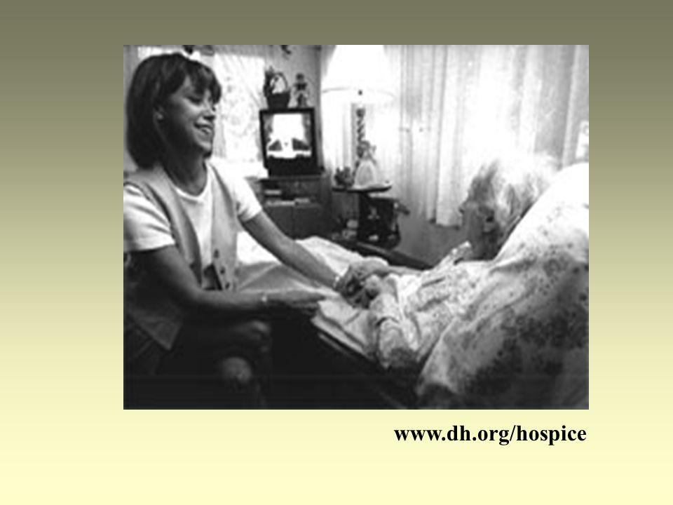 Caratteristiche: Analisi globale delle condizioni del paziente Piano di cure personalizzato Controllo del dolore Assistenza specializzata 24 ore su 24 Sostegno alla famiglia del paziente Senso di umanità