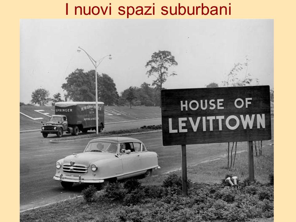 I nuovi spazi suburbani