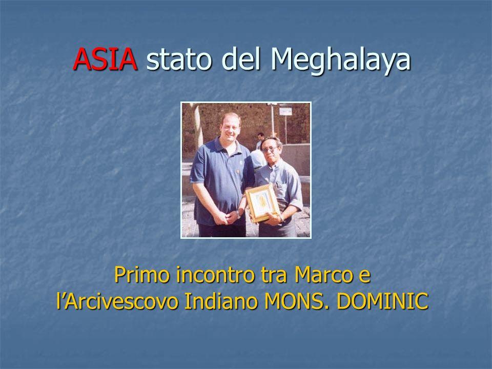 Il fondatore Marco e la sua famiglia ricevuti dal MINISTRO della SANITA della Repubblica del Cameorun