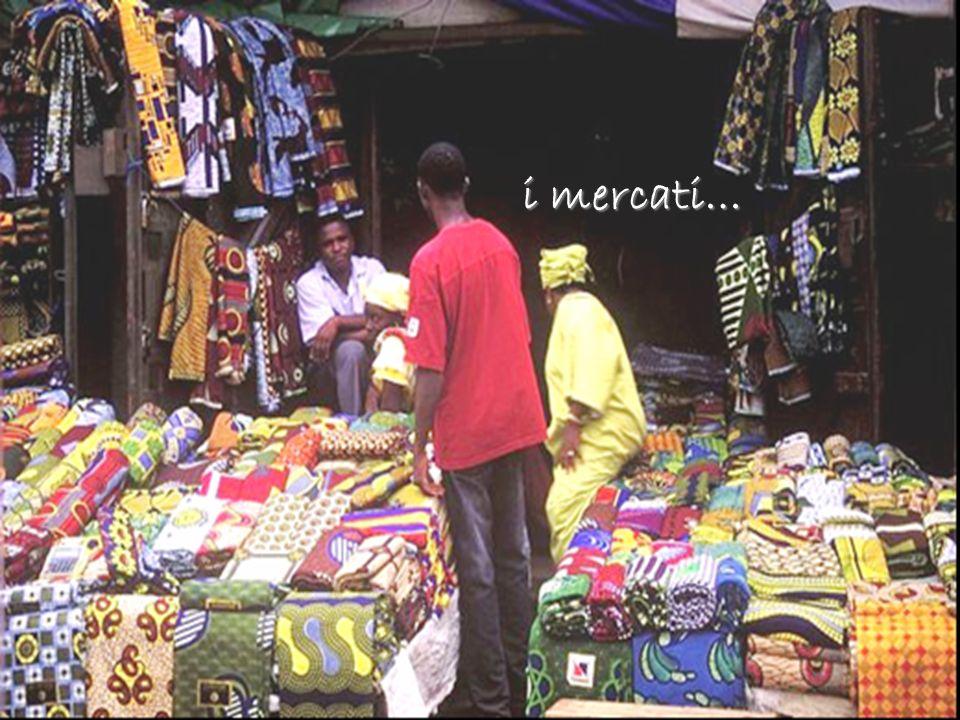 i mercati…