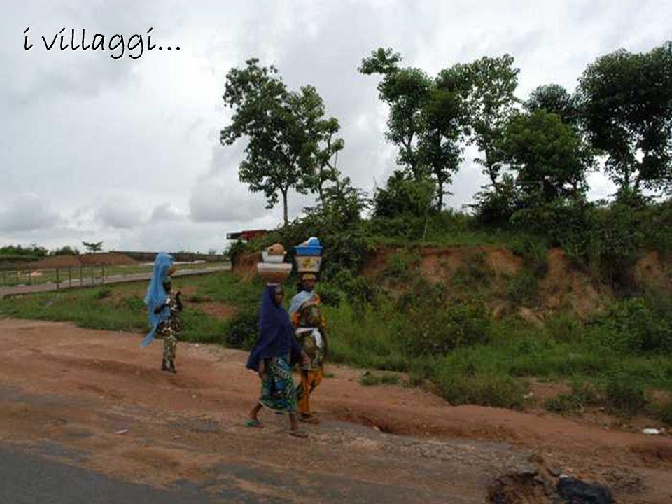 i villaggi…