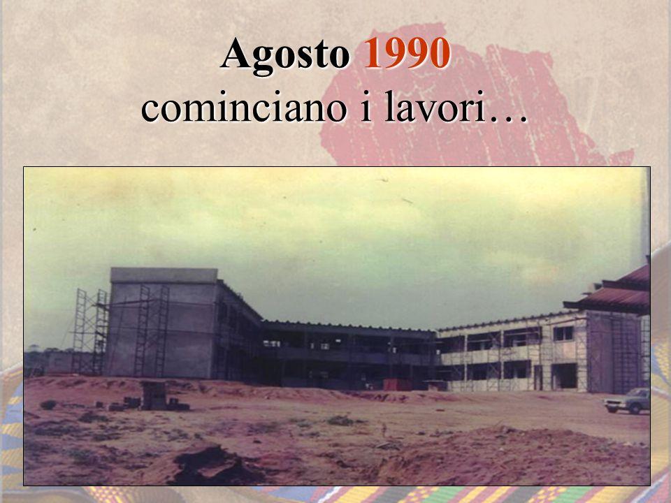 1 Marzo 1992 Giorno dellinaugurazione del St.