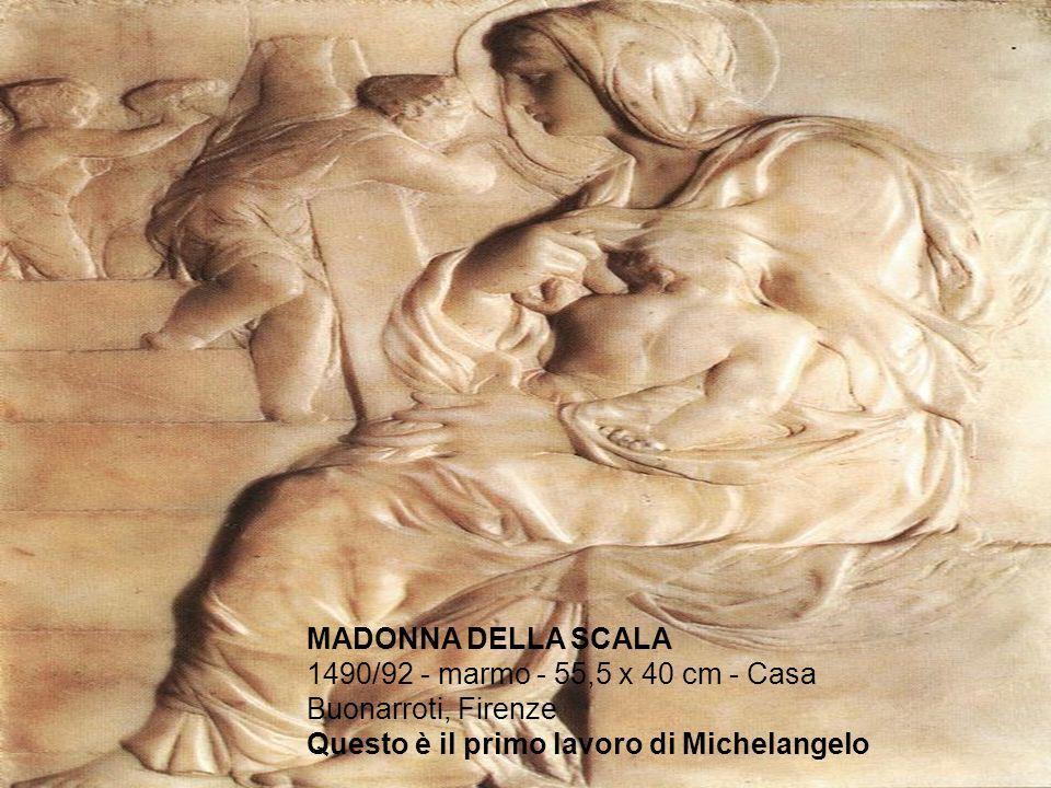 Un opera di Michelangelo accertata nella chiesa Santa Maria Maggiore di Miglionico.