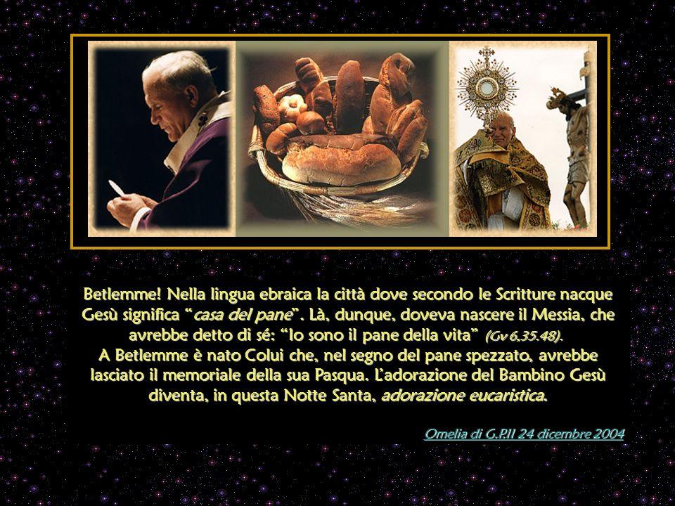 Sin dallinizio, il mondo si è rivelato inospitale verso il Dio che doveva nascere come Uomo. Sin dallinizio, il mondo si è rivelato inospitale verso i