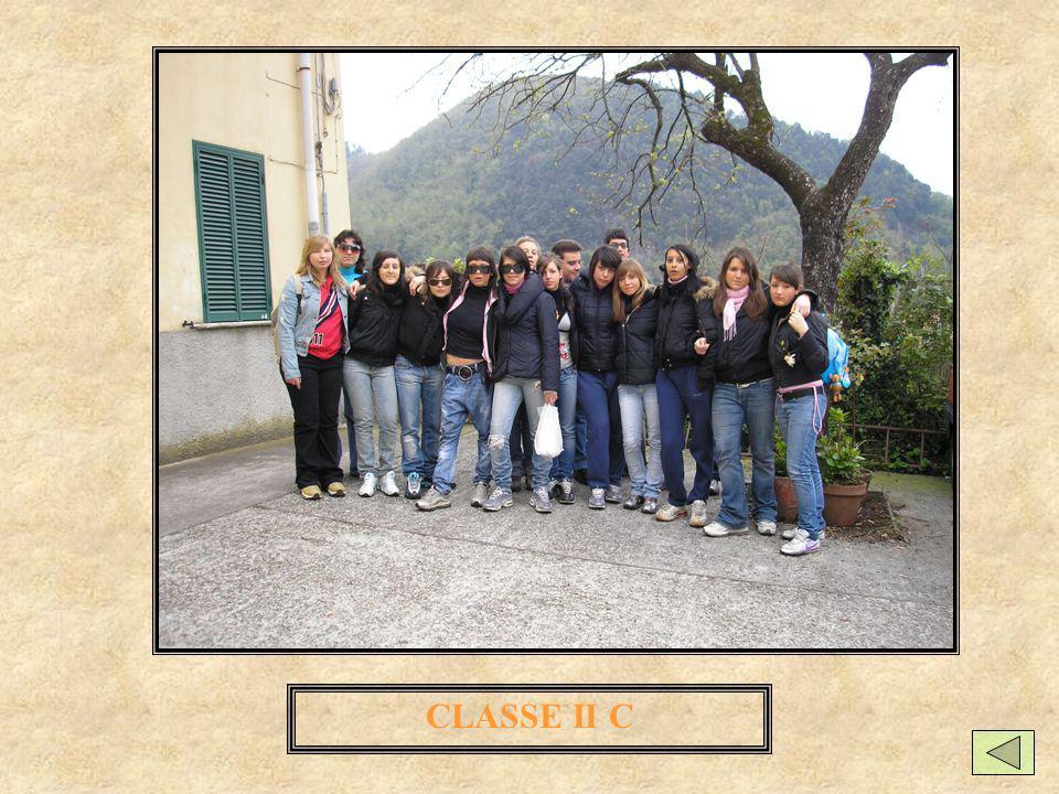 CLASSE II C