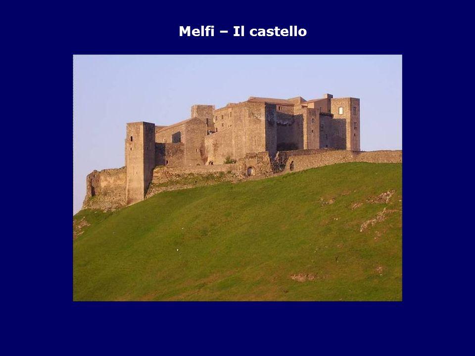 Melfi – Il castello