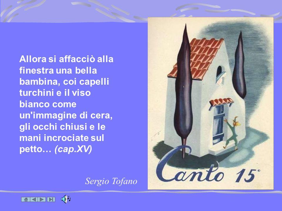 Roberto Innocenti …la quale senza muovere punto le labbra, disse con una vocina che pareva venisse dall altro mondo: - In questa casa non c è nessuno.