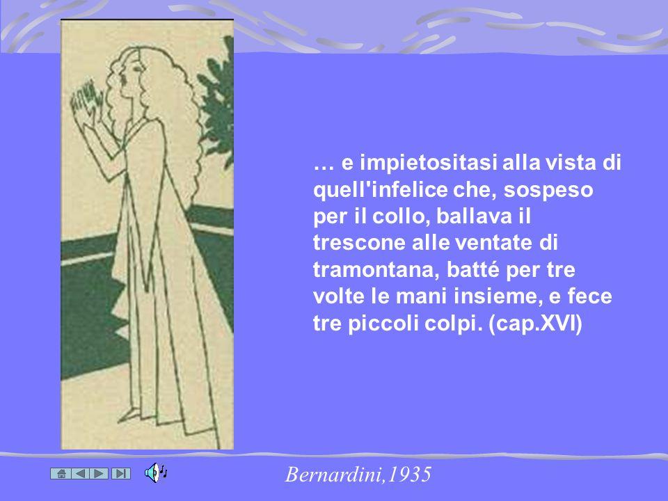 Cassinelli Allora sciolse una certa polverina bianca in un mezzo bicchier d acqua, e porgendolo al burattino, gli disse amorosamente: - Bevila, e in pochi giorni sarai guarito.