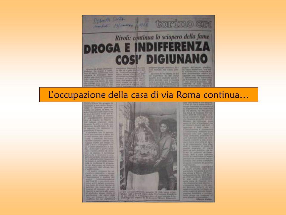 ASL TO3 SC.SERT Dora Riparia Comunità Terapeutica Lucignolo & Co.