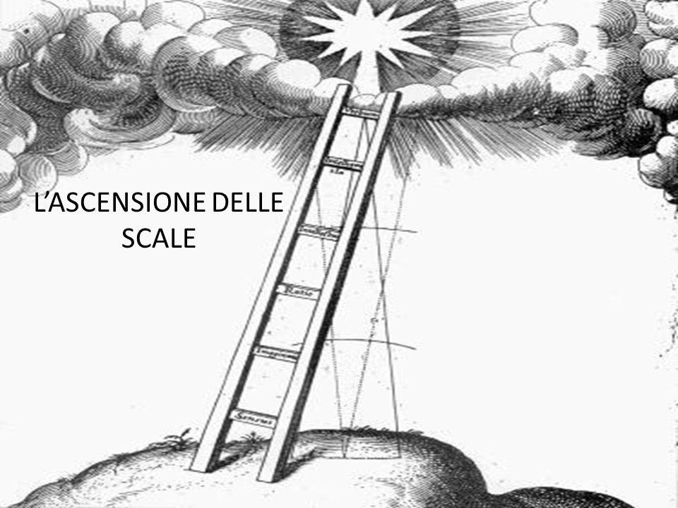 LASCENSIONE DELLE SCALE
