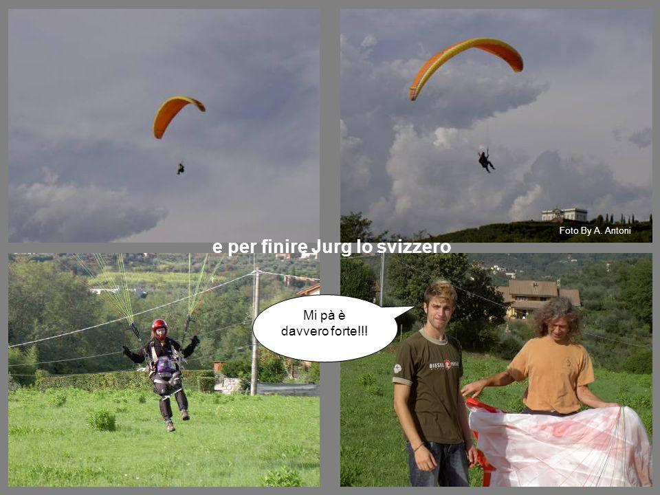 e per finire Jurg lo svizzero Mi pà è davvero forte!!! Foto By A. Antoni