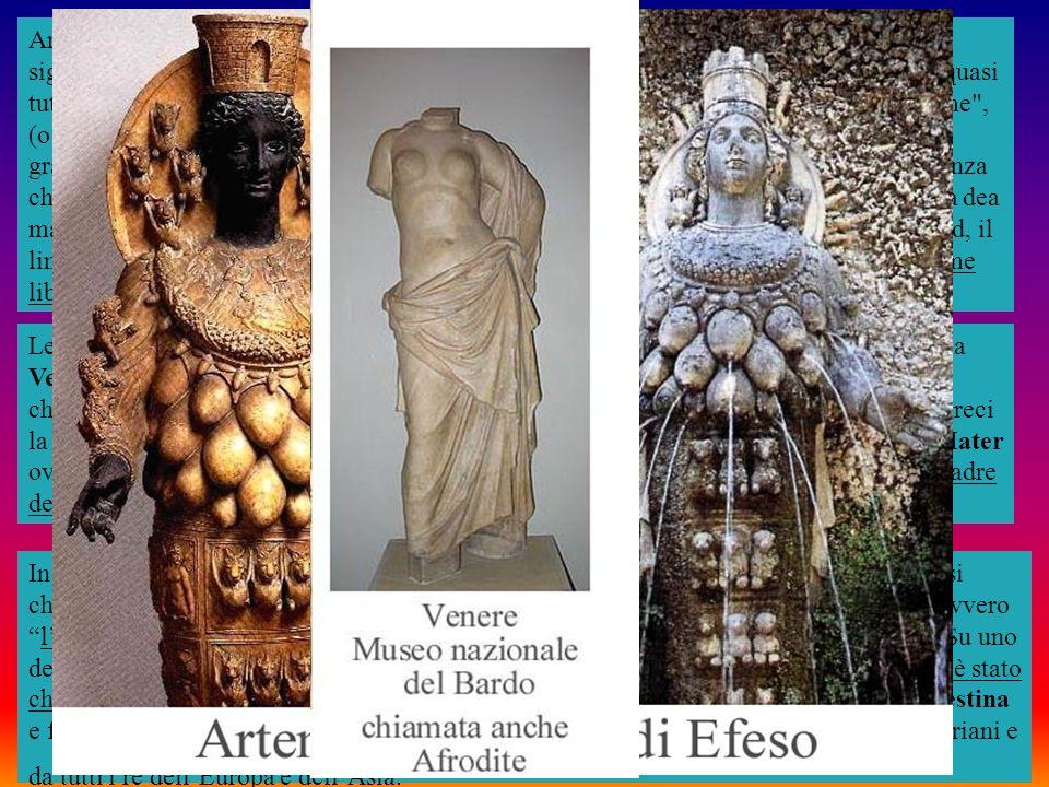 In Grecia il bambino nelle braccia della madre è chiamato Dionisio o Bacco. Erodoto identifica Bacco con Osiride sostenendo che i riti di queste due d