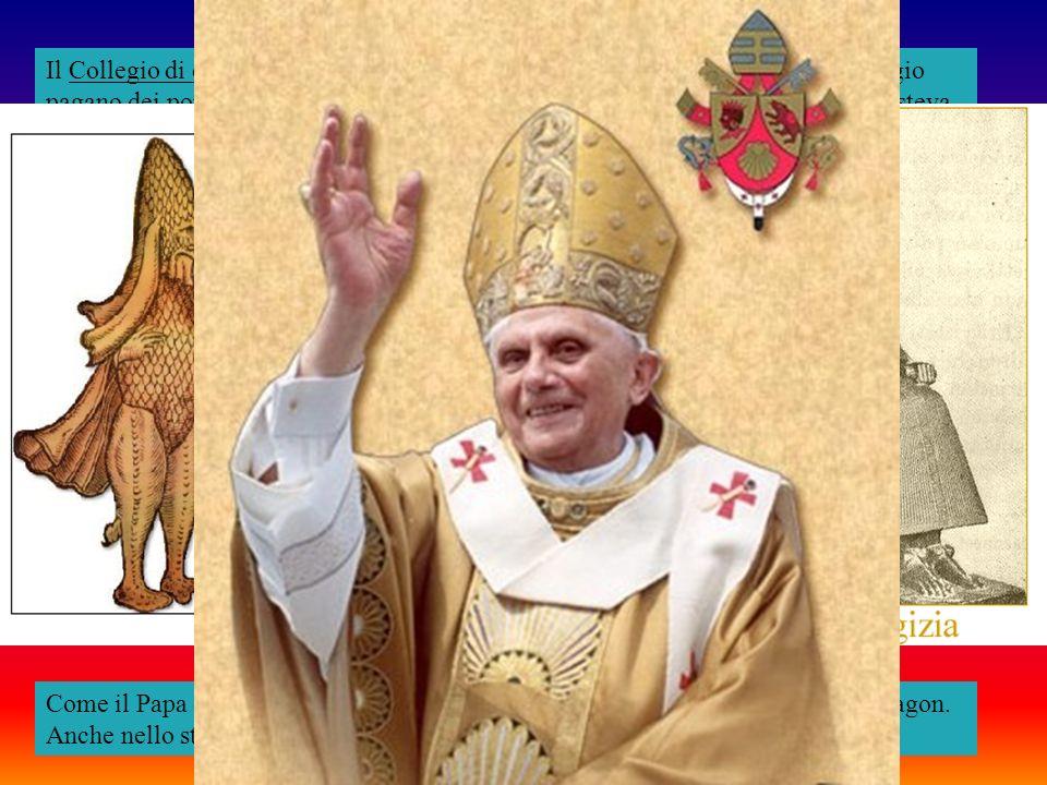 Babilonia La Grande Il Sovrano Pontefice Il Segno della Croce La Madre e il Figlio Nimrod Natale e Pasqua Adorazione del sole Processione degli idoli