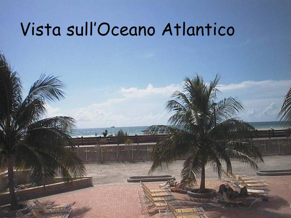 Vista sullOceano Atlantico