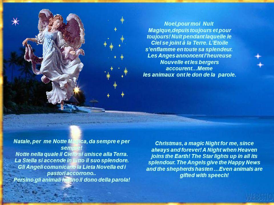 Natale, per me Notte Magica, da sempre e per sempre.