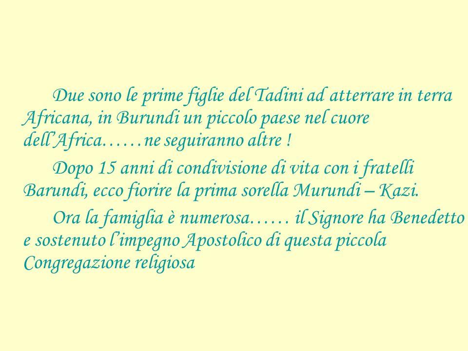 …..è un bimbo, un dono del cielo avuto per lintercessione di Don Arcangelo Tadini.