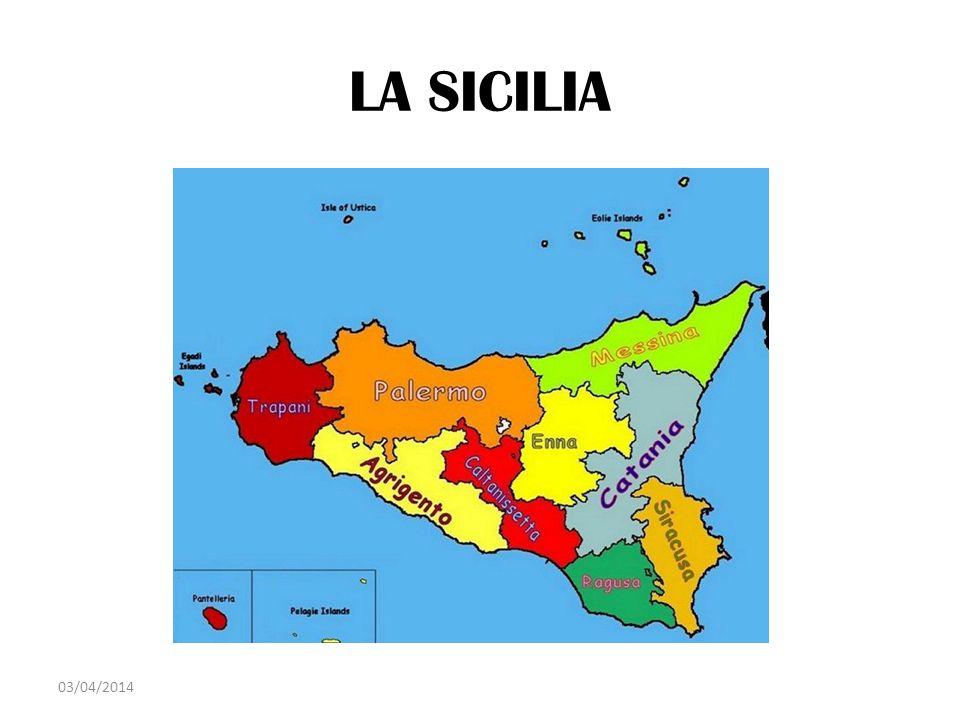 LA SICILIA 03/04/2014