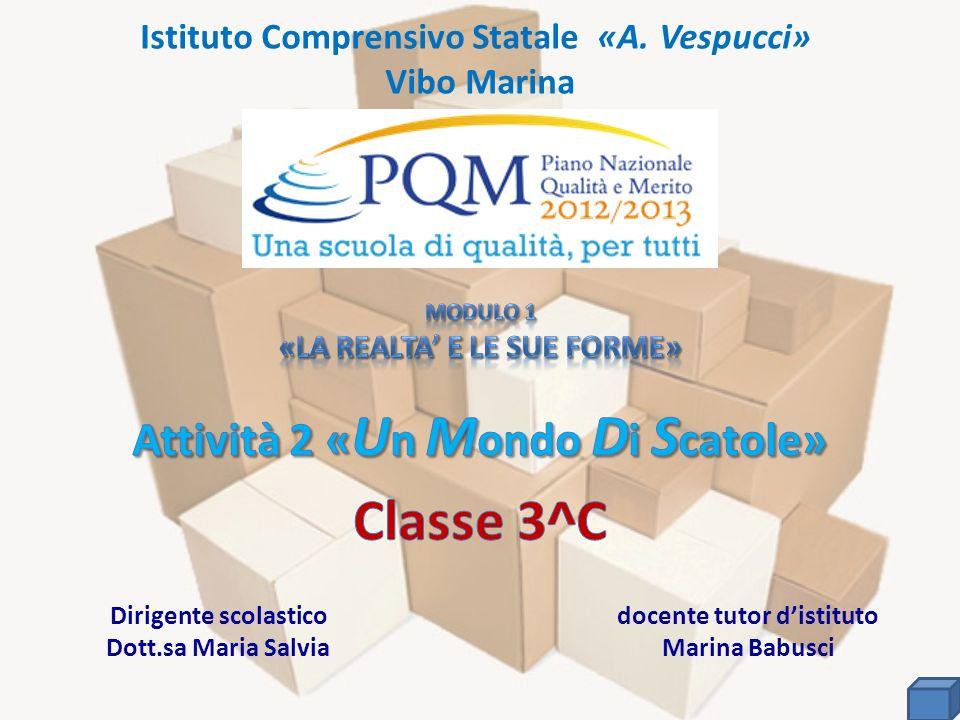 docente tutor distituto Marina Babusci Dirigente scolastico Dott.sa Maria Salvia Istituto Comprensivo Statale «A.