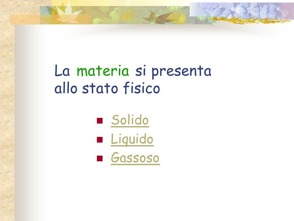 Le proprietà chimiche della materia riguardano Il comportamento della stessa in presenza di altri campioni di materia diversa Sono esempi: La capacità