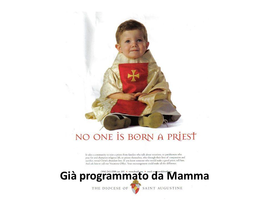 Già programmato da Mamma