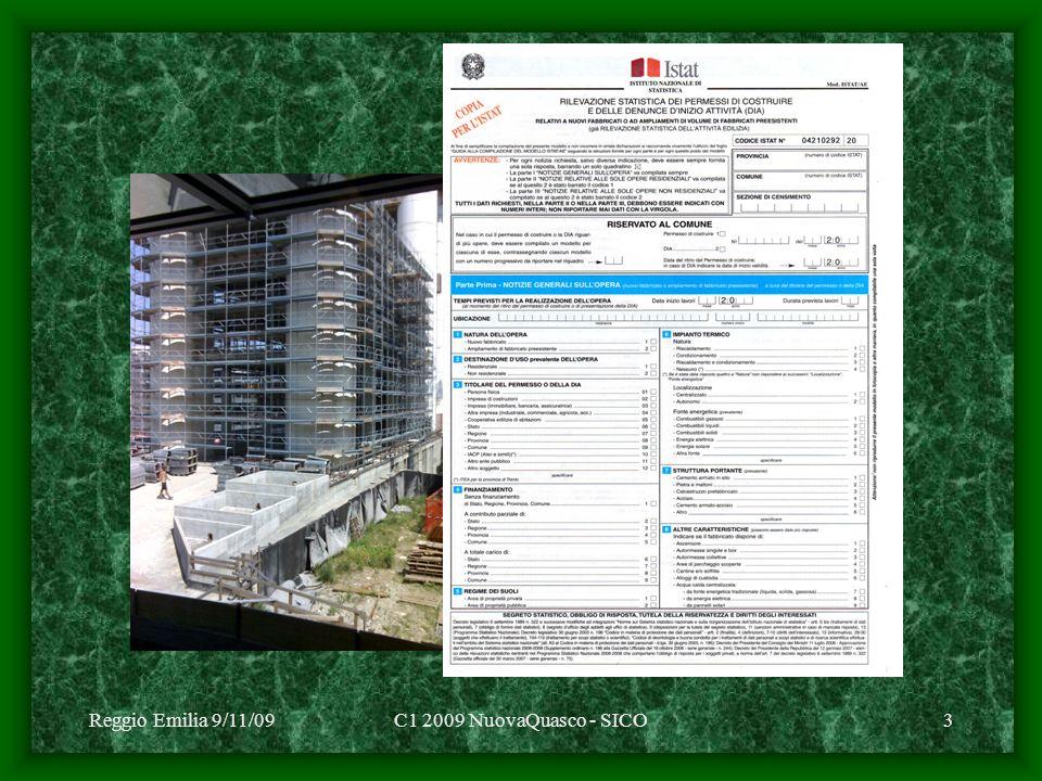 Reggio Emilia 9/11/09C1 2009 NuovaQuasco - SICO3