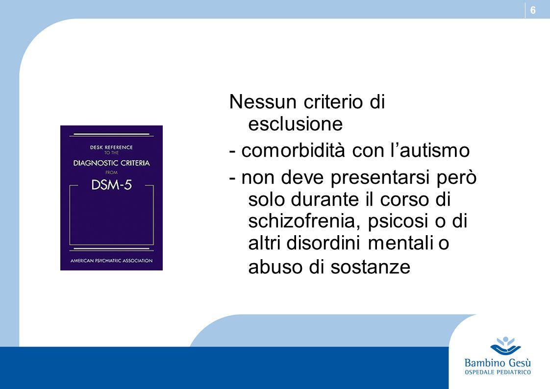 47 I disturbi da deficit di attenzione e iperattività ADHD Nuovi protocolli di ricerca