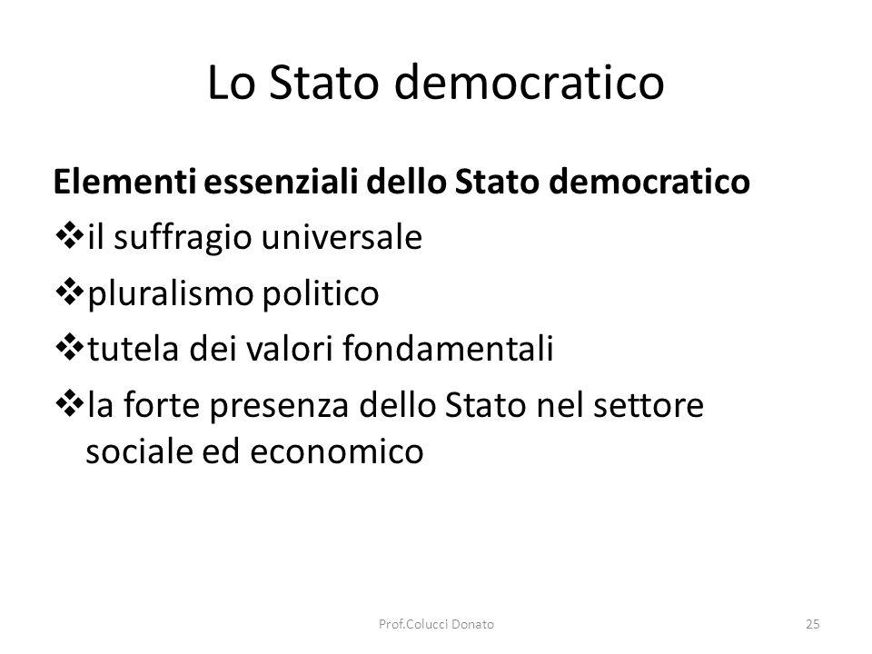 Lo stato sociale È una forma di Stato democratico detto del benessere ( welfare state ) che promuove lo sviluppo economico e sociale che garantisce a tutti i cittadini un livello accettabile di benessere.