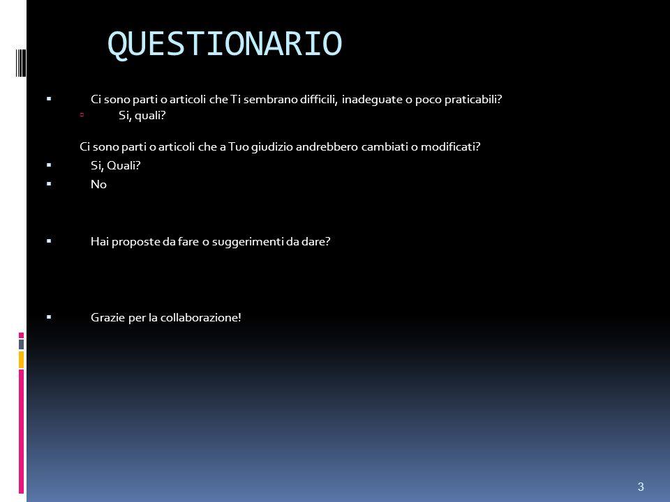 BIBLIOGRAFIA e NORMATIVA DI RIFERIMENTO Dizionario della lingua italiana T.