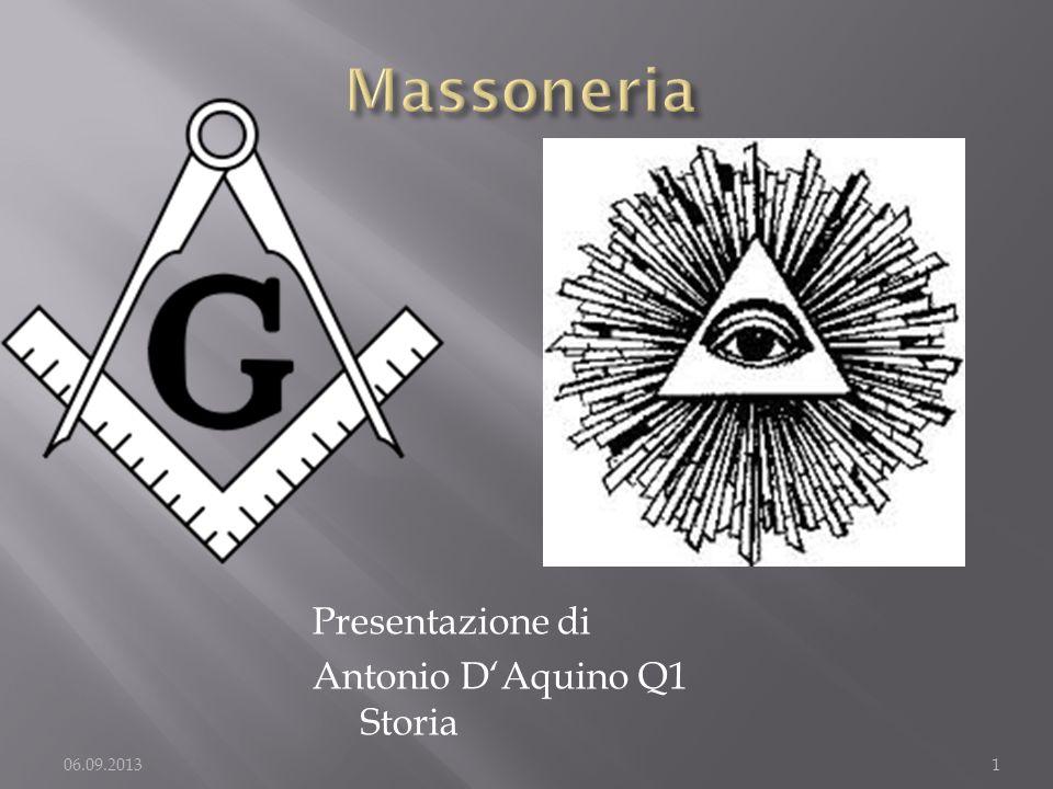 Presentazione di Antonio DAquino Q1 Storia 06.09.20131