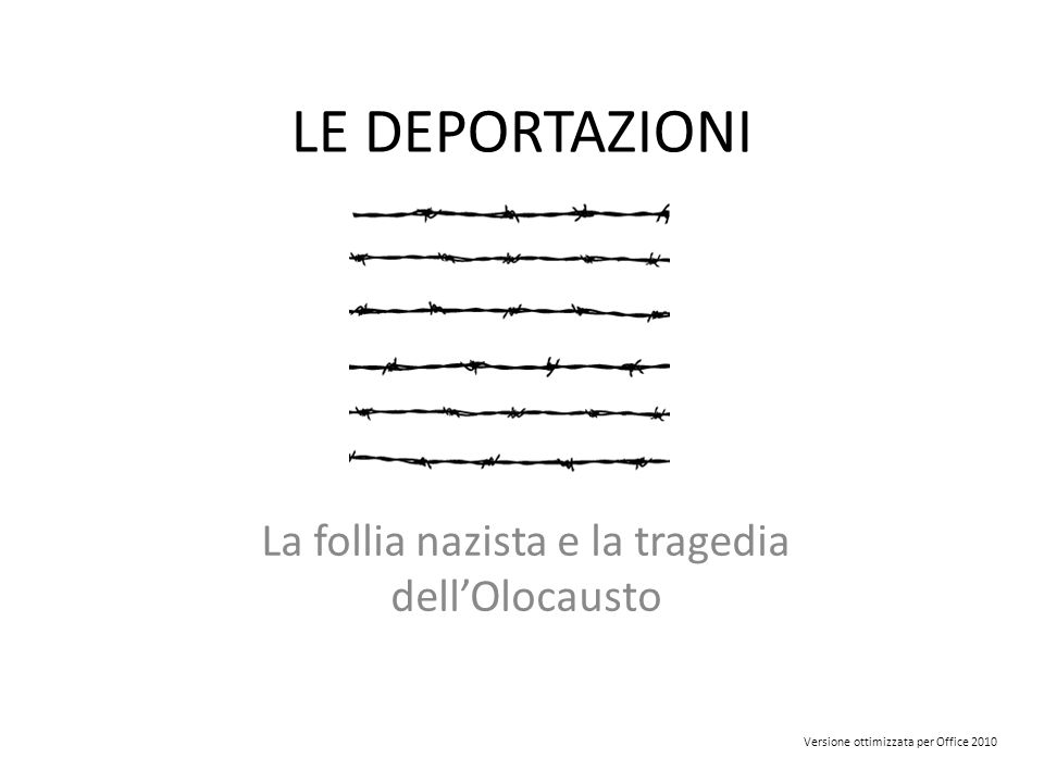 Lefficienza dello sterminio I prigionieri dovevano consegnare nelle mani dei nazisti ogni proprietà e bene materiale in loro possesso.