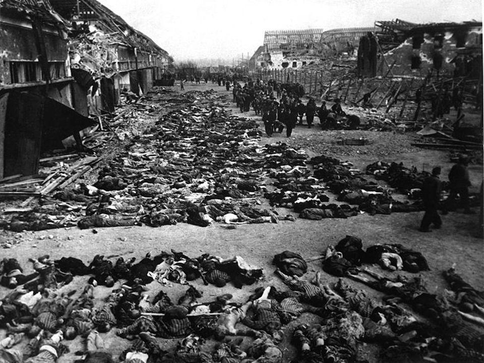 LOlocausto fu lassassinio di oltre 12 milioni di persone tra cui 6 milioni di ebrei compiuto dai nazisti durante la Seconda Guerra Mondiale.